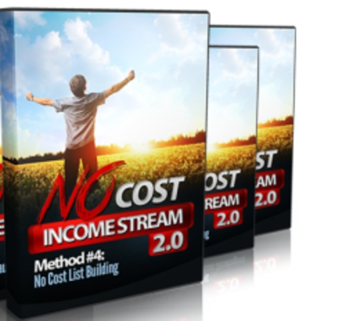 Product picture No Cost Income Stream 2.0 Online Business Free Resourses